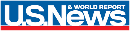 U.S. News and World Report logo.