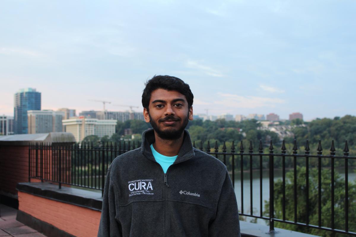 Arjun Mathur, Staff